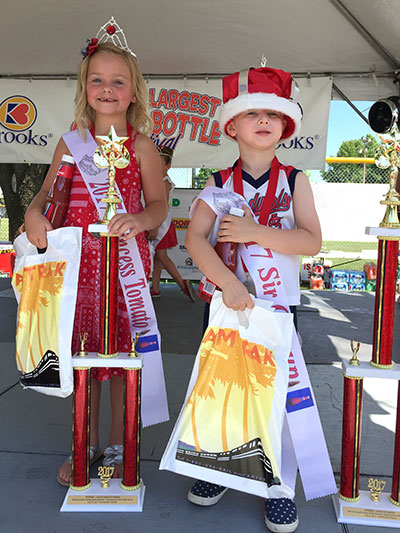 2017 Catsup Bottle Royalty